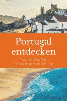 Hier möchte ich dir 7 schöne Orte vorstellen, die mir bei der Reise durch Portugal in besonderer Erinnerung geblieben sind. Denn Portugal hat so viel mehr zu bieten als Lissabon, Porto und Algarve! ♡
