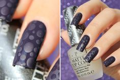 OPI Matte Top Coat Review - A diary of a nail polish addict