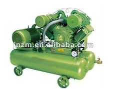Product - Promotion!! piston belt driven air compressor with double tank