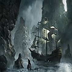 GHOST SHIP IMAGE PUZZLE - https://www.funtime247.com/action/ghost-ship-image-puzzle/ - Collect beautiful picture which depicts a ghost ship.