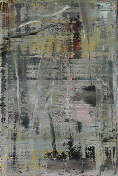 Gerhard Richter. Woods (10). 2005