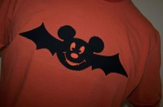 Cute Halloween Mickey