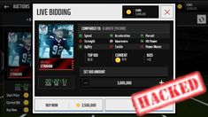 Madden NFL Mobile hack is finally here and its working on both iOS and Android platforms. This generator is free and its really easy to use! Real Hack, Cheat Online, Madden Nfl, Game Resources, Game Update, Free Cash, Test Card, Mobile Game, Cheating