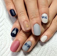 21 Cute And Trendy Nail Designs for Summer | Inspired Snaps
