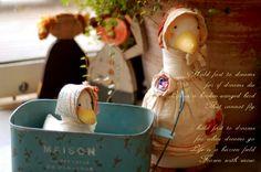 Handmade doll by tteuran