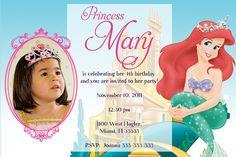 Ariel invites