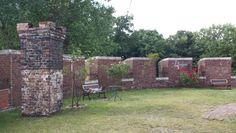 Insel Usedom. Swinemünde. Fort Engelsburg