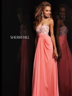 Sherri Hill 3863 Prom and Homecoming Dress 2013