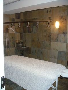 Vichy Shower massage room....one day !