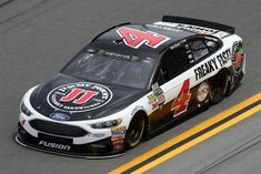 2017 Daytona 500 Kevin Harvick will start fifth in the No. 4 Stewart-Haas Racing Ford. Crew Chief: Rodney Childers Spotter: Tim Fedewa