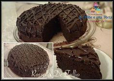 TORTA RICOTTA E CIOCCOLATO, CHE SI SCIOGLIE IN BOCCA RICETTA DI: ROSSELLA DE TULLIO Ingredienti per una torta di 22 cm di diametro: 250 g di ricotta