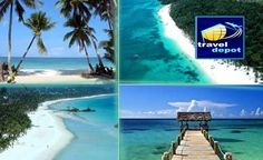Travel Depot @ BIG Promotion for Boracay for ONLY P 3100 instead P 6200.Try Now!