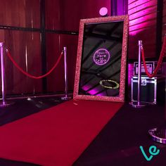Magic Mirror set up at a Private Address Mirror Photo Booth, South East England, Event Management Company, Magic Mirror, Mirror Set, Wedding Gallery, Event Planning, Photo Booths, Beauty