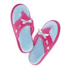 Memory Foam Pretty Thong Slipper | AVON #Avon #Fashion - Shop for Avon Fashion at: https://www.avon.com/category/fashion?rep=barbieb
