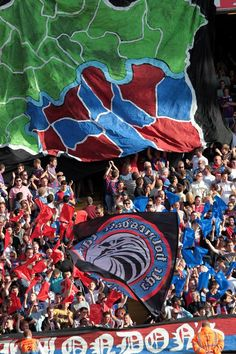 South London is Ours! #cpfc