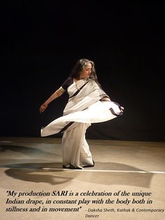 Daksha Sheth's 'SARI' brings the journey of the textile to the spotlight.