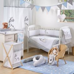 Jungle Jill Gray Giraffe Crib Bedding Set ,Crib Bedding Sets With Bumper Luxury Rooms, Luxury Bedding Sets, Luxurious Bedrooms, Crib Bedding Boy, Nursery Bedding Sets, Bed Linen Design, Bed Design, Cheap Bed Sheets, Cribs