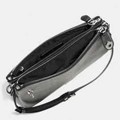 Crosby Crossbody in Pebble Leather - Alternate View A1