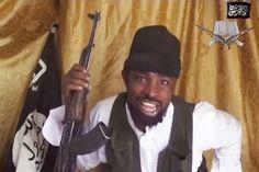 Boko Haram's Abubakar Shekau Reacts to Being on the run