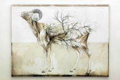 Plants, Animals and People Share Common Anatomy in This Incredible Artist's Work (PHOTOS)