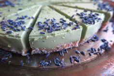 No Bake Matcha Green Tea Cheesecake [Dairy Free-Gluten Free-Paleo-AIP]
