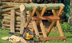 Sägebock bauen