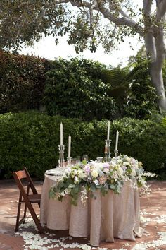 Louisville Wedding Blog - The Local Louisville KY wedding resource: Wedding Sweetheart Table Ideas