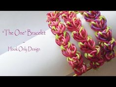 The One Bracelet - Hook Only Design - YouTube