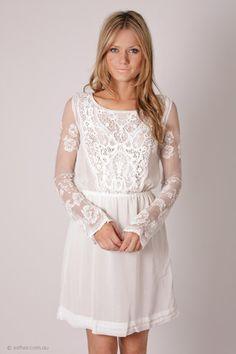 Afternoon Tea Lace Dress