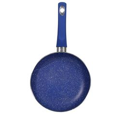 Maestro Cookware X Series Heavy Gauge Pressed Aluminum Fry Pan with Non-Stick Coating, 12', Blue -- New and awesome product awaits you, Read it now  : Skillets and Fry Pans