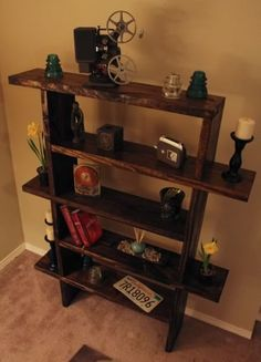 Love this shelf! James+James bookshelves. #PinItToWinIt #James+James