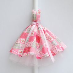 Christening Favors, Girl Christening, Candles, Summer Dresses, Trending Outfits, Unique Jewelry, Handmade Gifts, Vintage, Greek