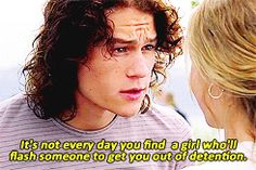 20 Life Lessons from 10 Things I Hate About You, one of my favorite movies
