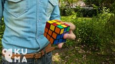 bfb75a47f2 one handed rubik cube while juggling Inspector Gadget