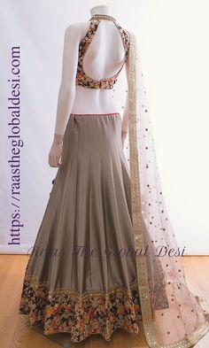 Most Expensive Women S Fashion Lehnga Dress, Lehenga Gown, Party Wear Lehenga, Lehenga Blouse, Lehenga Wedding, Punjabi Wedding, Anarkali Suits, Indian Wedding Outfits, Indian Outfits