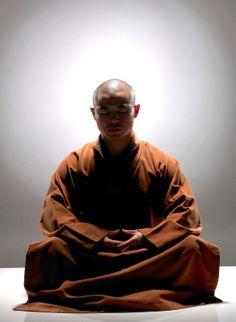 Shaolin Meditation   #vintagemaya #zen #surrealism #Monk #Shaolin #Meditation #buddhism