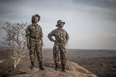 South African Black Mambas Anti-Poaching Unit win UN Champions of the Earth award Kruger National Park, National Parks, Black Mamba Snake, The Veldt, Baby Programs, Happy Studio, Beautiful Notes, Historical Women, White Pencil