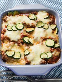 Villámgyors hétköznapi vacsora - Recept | Femina Zucchini, Dinner Ideas, Vegetables, Drinks, Healthy, Food, Drinking, Beverages, Essen