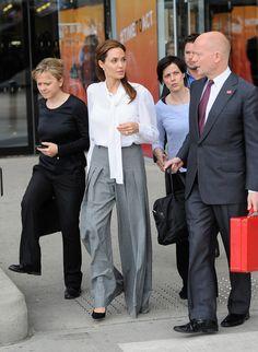 pants detail.  Angelina Jolie's Fashion Campaign for an Oscar - NYTimes.com