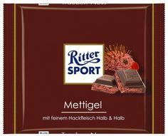 Ritter SPORT - Mettigel