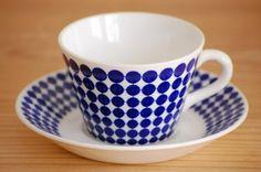 GUSTAVSBERG/グスタフスベリ/ADAM/アダム/コーヒーカップ&ソーサー - 北欧雑貨と北欧食器の通販サイト  北欧、暮らしの道具店