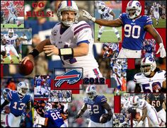 Buffalo Bills NFL players