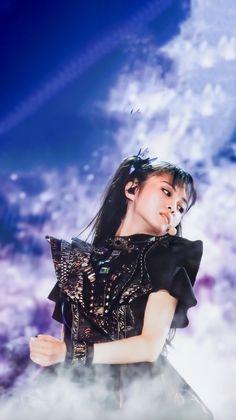 Sakura Gakuin, Moa Kikuchi, Japan Fashion, Metal Bands, Girl Gifts, Black Metal, Cute Girls, Asian Girl, Idol