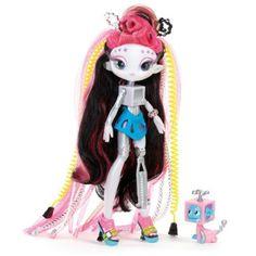 Novi Stars Curl 'N' Coil Doll - Tily Vizon [UK Import]