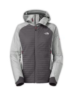 The North Face Women's Jackets & Vests WOMEN'S POLAR HOODED JACKET.. I love this!