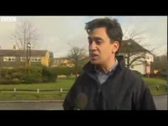 BBC News UK floods More money needed for flood defence Miliband - YouTube