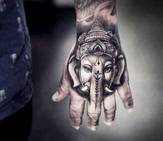 Ganesha By Oleg Kolomiets At Kolomiets Tattoo In Sievierodonetsk Ua