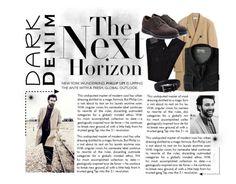 The Next Horizon by bella0678 on Polyvore featuring polyvore, MANGO MAN, Levi's, Melindagloss, Brioni, Florsheim, men's fashion, menswear, clothing, darkdenim and menswearessential