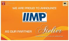 IIMP® is pleased to partner with IBA Marketing Club (IMC) and proudly announce the Atelier-2014. Redefining the Muse of Marketing! The event will take place from 24th -25th June, at IBA Main Campus-Karachi.   For registration please visit Atelier-2014-Facebook Page at www.facebook.com/iba.atelier                                                  E-mail:iba.atelier@gmail.com With best regards, Farhan Majeed