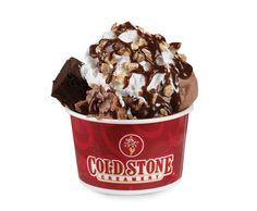 Cold Stone Creamery Hunka Chunka Burnin' Fudge™